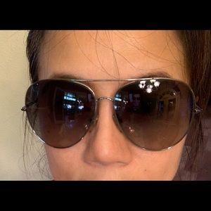 Accessories - Authentic Burberry Aviator Sunglasses